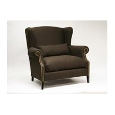 Napoleon Half Wingback Chair by Zentique Inc.
