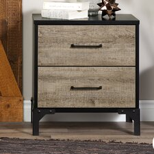 Valet 2 Drawer Nightstand by South Shore
