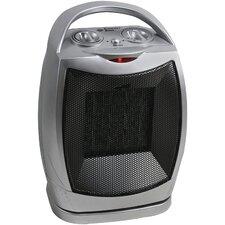 1,500 Watt Portable Electric Fan Heater