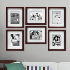 Gallery Picture Frame (Set of 6)