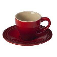 Stoneware 2 Oz. Espresso Mug (Set of 2)