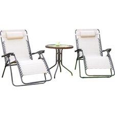 Diana 3 Piece Lounge Seating Group