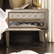 Sanctuary 2 Drawer Bachelor's Chest by Hooker Furniture