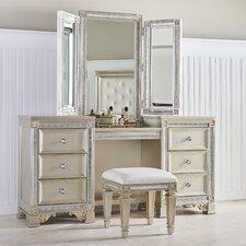 Tiffany Vanity with Mirror