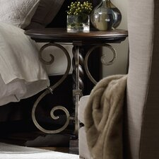 Treviso Nightstand by Hooker Furniture