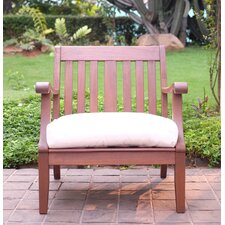 Como Lounge Chair with Cushion (Set of 2)