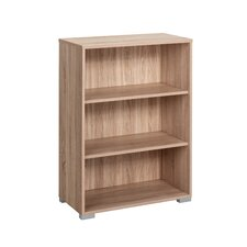 System 110cm 3 Shelf Shelving Unit