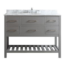 "Foligno 48"" Single Vanity Set"