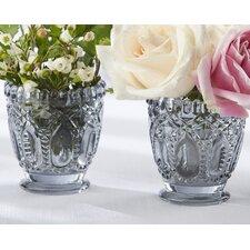 2 Piece Glass Votive Holder Set (Set of 2)