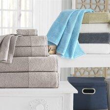 Incanto 100% Turkish Cotton 8 Piece Hand Towel Set (Set of 8)