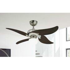 105cm Jasmine 4-Blade Ceiling Fan with Remote