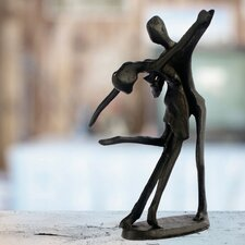 Figur Dancing Couple in Hold