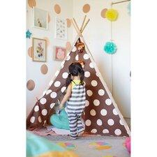 Modern Home Children's Canvas Tepee Set