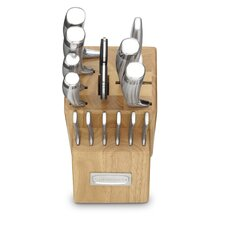 Professional 15 Piece Cutlery Block Set