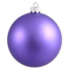 UV Drilled Ball Ornament (Set of 12)
