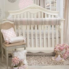 Florence 3 Piece Crib Bedding Set