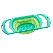 Sieb aus Kunststoff-Silikon