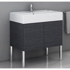 Smile 32 Single Bathroom Vanity Set by Iotti by Nameeks