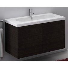 """Trendy 40"""" Single Bathroom Vanity Set"""