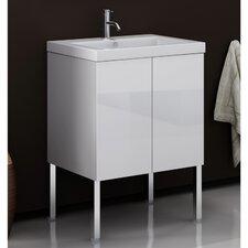 """Space 24"""" Single Bathroom Vanity Set"""