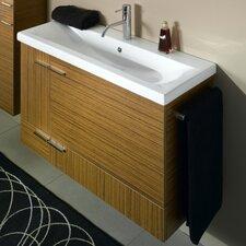 """Simple 39"""" Single Bathroom Vanity Set"""