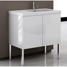"""Space 32"""" Single Bathroom Vanity Set"""