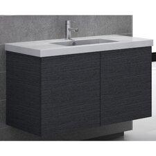 """Space 39"""" Single Bathroom Vanity Set"""