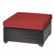 Belle Ottoman with Cushion