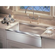 "Manor House 33"" x 20.88""  Apron Front Kitchen Sink"