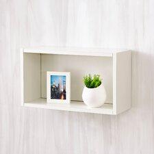 Andrade Wall Rectangle Eco Decorative Accent Shelf