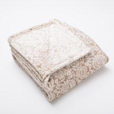 Bella Seville Ultra Velvet Plush Super Soft Fleece Blanket