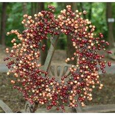 "22"" Fall Berry Wreath"