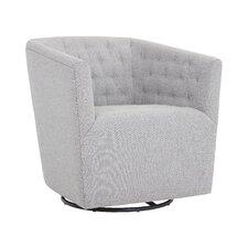 5West Reeves Swivel Armchair by Sunpan Modern
