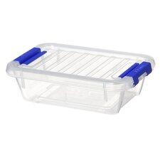 12 Piece Plastic Storage Tote Set
