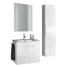 New York 27 Single Bathroom Vanity Set with Mirror by ACF Bathroom Vanities