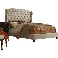 Felisa Upholstered Panel Bed