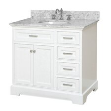 "Aria 36"" Single Vanity Set"