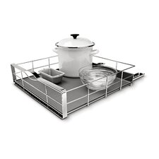 """20"""" Pull Out Cabinet Organizer in Heavy Gauge Steel"""