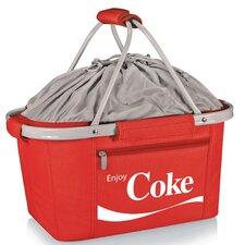 Metro Coca-Cola Picnic Basket