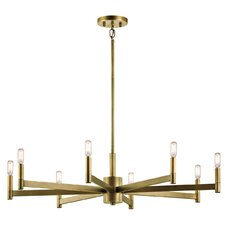 Gavin 8-Light Candle-Style Chandelier