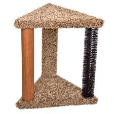 Triangle Triple Scratching Post