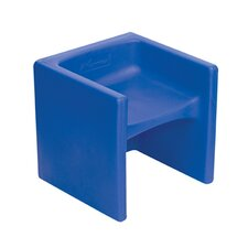 Primary Cube Chair