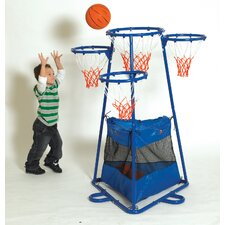 Basketball Game Replacement Net (Set of 4)