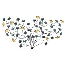Elegant Blooming Flower Wall Décor