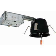 Shallow Airtight Remodel LED Recessed Housing