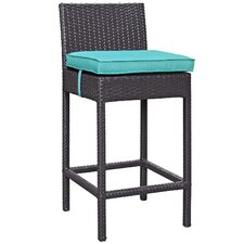 "Lift 27.5"" Bar Stool with Cushion"