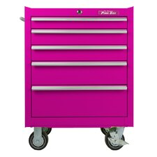 """Wells 26""""W 5-Drawer Tool Chest"""