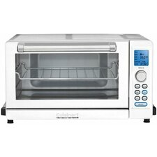 0.6 cu. ft.Deluxe Convection Toaster Oven and Broiler