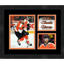 Claude Giroux 28 Philadelphia Flyers Collage Photographic Print