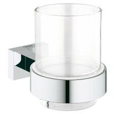 Essentials Cube Tumbler and Tumbler Holder